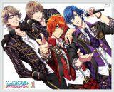 週間BDランキング1位は 『うたの☆プリンスさまっ♪マジLOVEレジェンドスター 1』(C) UTA☆PRI-LS PROJECT