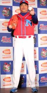 プロ野球ゲーム『「ファミスタ」シリーズ30周年』記念イベントに出席した山本昌氏 (C)ORICON NewS inc.