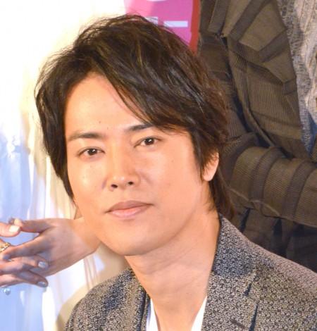 映画『彼らが本気で編むときは、』編みポスターお披露目イベントに出席した桐谷健太 (C)ORICON NewS inc.