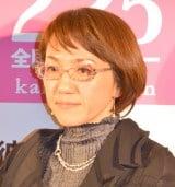 映画『彼らが本気で編むときは、』編みポスターお披露目イベントに出席した荻上直子監督 (C)ORICON NewS inc.