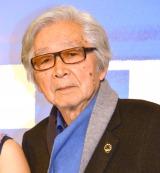 舞台『音楽劇 マリウス』の製作発表会見に出席した山田洋次氏 (C)ORICON NewS inc.