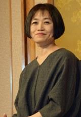 第156回「直木賞」を受賞した恩田陸氏 (C)ORICON NewS inc.