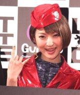新作ゲーム『LET IT DIE』のジャパンプレミアに出席した神田沙也加 (C)ORICON NewS inc.