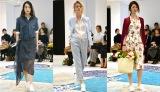 ユニクロとイネスのコレクション2017春夏のファッションショー (C)oricon ME inc.