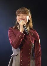 欅坂46の副キャプテンに就任した守屋茜