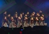 欅坂46の全国握手会のライブの模様