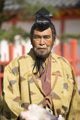 『おんな城主 直虎』新野左馬助 (苅谷俊介)(C)NHK