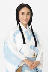 『おんな城主 直虎』なつ(山口紗弥加)(C)NHK