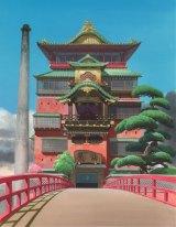 大阪・あべのハルカス美術館で『ジブリの立体建造物展』開催決定(2017年12月2日〜18年2月5日)『千と千尋の神隠し』より (C)2001 Studio Ghibli・NDDTM