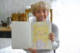 ジェイムス・アーサーの日本版MVでぺこの似顔絵を描いたりゅうちぇる photo by Kayoko Yamamoto