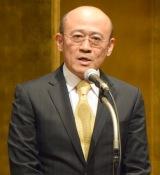 『第51回紀伊國屋演劇賞』贈呈式に出席した佐藤誓 (C)ORICON NewS inc.