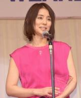 『第28回 日本ジュエリー ベストドレッサー賞』表彰式に出席した石田ゆり子 (C)ORICON NewS inc.