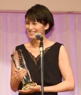 『第28回 日本ジュエリー ベストドレッサー賞』表彰式に出席した柴咲コウ (C)ORICON NewS inc.