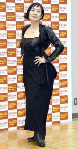『第28回 日本ジュエリー ベストドレッサー賞』表彰式に出席した桃井かおり (C)ORICON NewS inc.