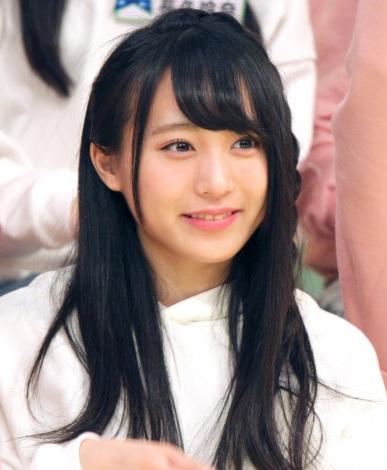 『AKB チーム8のブンブン!エイト大放送』収録後の会見に出席したAKB48のチーム8の坂口渚沙 (C)ORICON NewS inc.