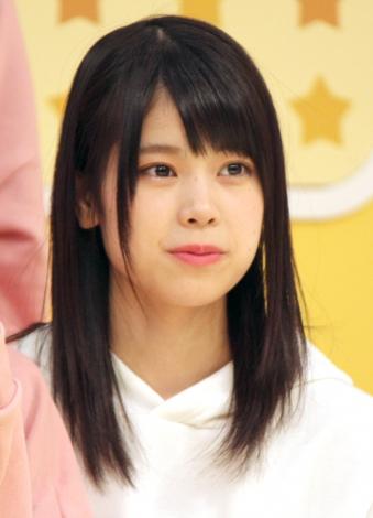 『AKB チーム8のブンブン!エイト大放送』収録後の会見に出席したAKB48のチーム8の吉川七瀬 (C)ORICON NewS inc.