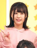 『AKB チーム8のブンブン!エイト大放送』収録後の会見に出席したAKB48のチーム8の佐藤栞 (C)ORICON NewS inc.
