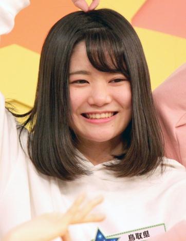 『AKB チーム8のブンブン!エイト大放送』収録後の会見に出席したAKB48のチーム8の中野郁海 (C)ORICON NewS inc.