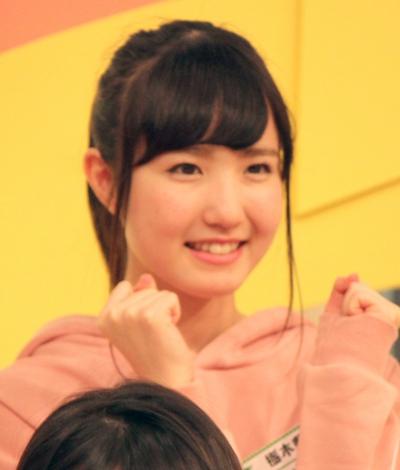 『AKB チーム8のブンブン!エイト大放送』収録後の会見に出席したAKB48のチーム8の本田仁美 (C)ORICON NewS inc.