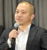 ロマンポルノ『牝猫たち』トークイベントに出席した白石和彌監督 (C)ORICON NewS inc.