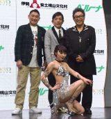 「CROKET MIMIC TOKYO」オープン1周年記念公開オーディションバトルに参加 (C)ORICON NewS inc.