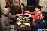 『ダウンタウンなう』で紅白落選の真相を激白する和田アキ子(右上) (C)フジテレビ