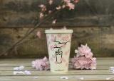 NY発のハンバーガーレストラン「シェイク シャック」から桜風味のシェイクが今年も登場