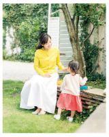 初の子育てエッセー『彩育 −伝える、変わる。−』(KADOKAWA・税抜1400円)