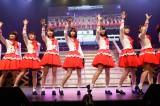 初の単独コンサートを開催したNGT48(C)AKS