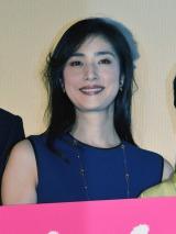 映画『恋妻家宮本』公開初日舞台あいさつに登壇した天海祐希 (C)ORICON NewS inc.