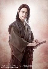 「ミュージカル『薄桜鬼』原田左之助 篇」山南敬介役の輝馬