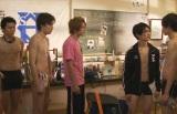 競泳男子の青春を描くドラマ『男水!』第2話より(C)男水!製作委員会