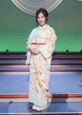 1年ぶり2度目のソロコンサートを開催した岩佐美咲=東京・浅草公会堂