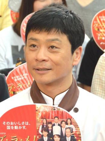 ドラマ『グ・ラ・メ!』presents 夏祭りスペシャルイベントに出席した三宅弘城 (C)ORICON NewS inc.