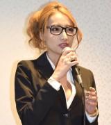 セクシー女優にならないことを宣言した加藤紗里 (C)ORICON NewS inc.