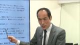 1月30日放送、テレビ朝日系『EXD44』東国原英夫がネットにはびこる自身のウソ情報と全面対決(C)テレビ朝日