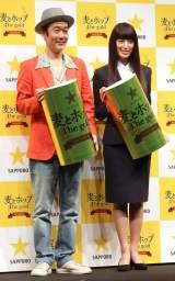 (左から)リリー・フランキー、栗山千明 (C)ORICON NewS inc.