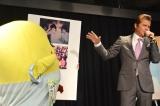 映画『王様のためのホログラム』の公開直前イベントの模様 (C)ORICON NewS inc.