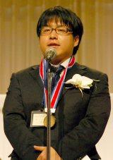 『第41回日本漫画家協会賞』の贈賞式に出席した尾田栄一郎氏の代理人 (C)ORICON DD inc.