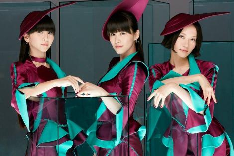 ニューシングル「TOKYO GIRL」をリリースするPerfume