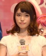 映画『プリキュアドリームスターズ!』記者会見に出席した美山加恋 (C)ORICON NewS inc.