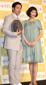 第3子妊娠中の山口もえ(右) (C)ORICON NewS inc.