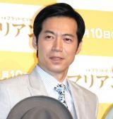 映画『マリアンヌ』公開直前イベントに出席した東貴博 (C)ORICON NewS inc.