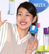 BRITA Japan新製品『fill&go』の発表会に出席した横澤夏子 (C)ORICON NewS inc.