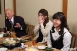 『ダウンタウンなう』に出演する(左から)栄和人コーチ、吉田沙保里選手、登坂絵莉選手(C)フジテレビ