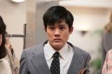 NHK連続テレビ小説『べっぴんさん』新キャストとして、キアリスの新入社員・阿部靖夫役の上川周作。2月下旬から登場(C)NHK