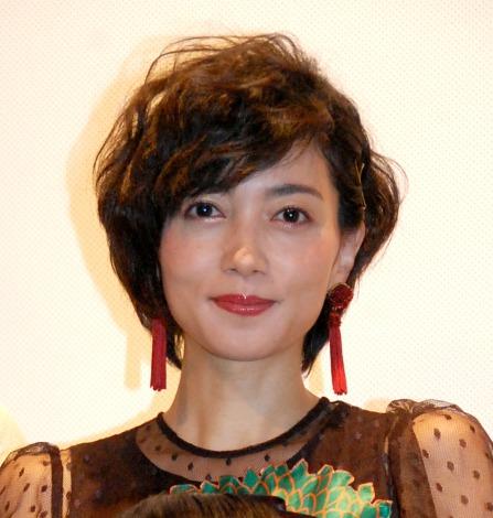 サムネイル 第1子男児出産を報告した遠藤久美子 (C)ORICON NewS inc.