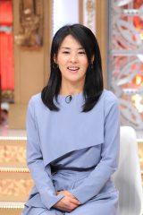 2月4日放送、MBS・TBS系『教えてもらう前と後』より。ゲストの井森美幸(C)MBS
