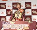 『鬼ちゃんと豆まきNIGHT 2017』に出席した菅田将暉 (C)ORICON NewS inc.