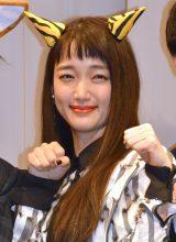 連続ドラマ『きみはペット』の完成披露試写会に出席した入山法子 (C)ORICON NewS inc.
